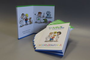 druk folder centrum medyczne mml warszawa