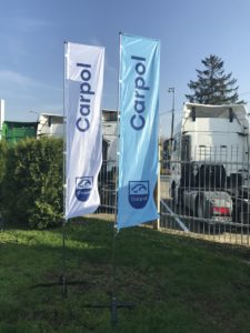 flagi reklamowa carpol grodzisk mazowiecki
