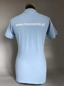 koszulka z logo mml warszawa