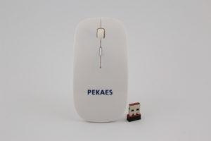 mysz z logo pekaes błonie