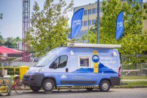 oklejenie samochodu Euronet