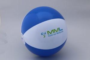 piłka reklamowa centrum medyczne mml warszawa