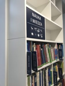 przekładki plexi biblioteka grodzisk