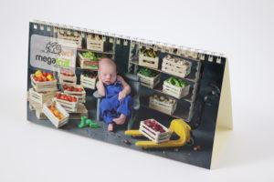 kalendarz biurkowy błonie