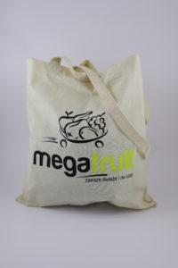 torba płócienna z logo mega fruit